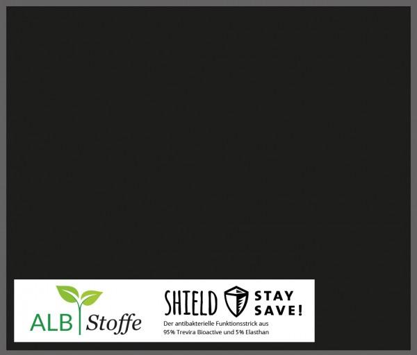 SHIELD Jersey, Basic schwarz