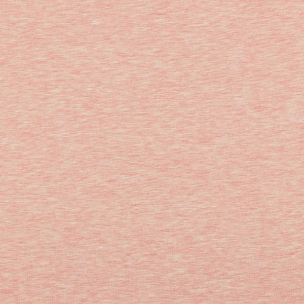 Jersey, puderrosa-meliert