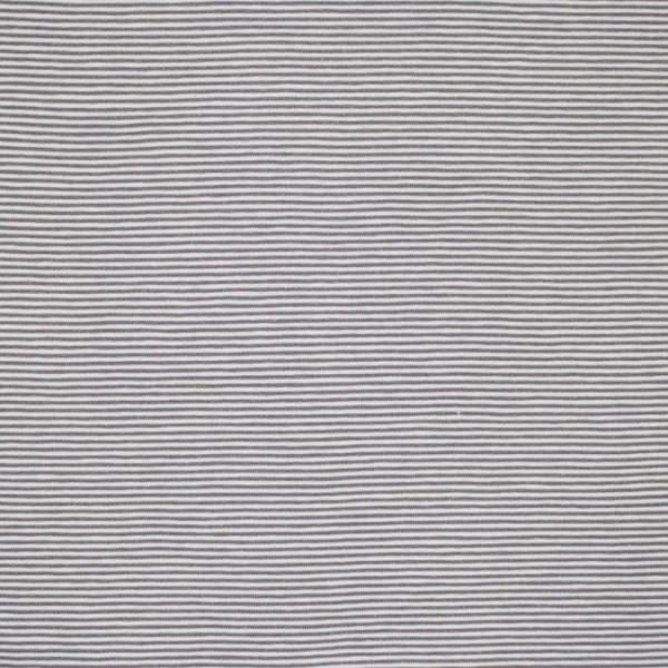 Streifenjersey mini, dunkelblau-weiß