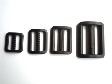 Kunststoffschieber, schwarz
