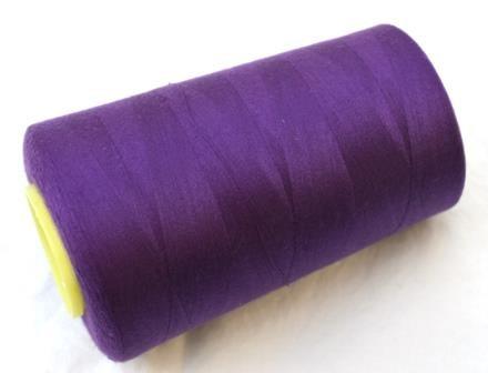 Overlock Garn, violett