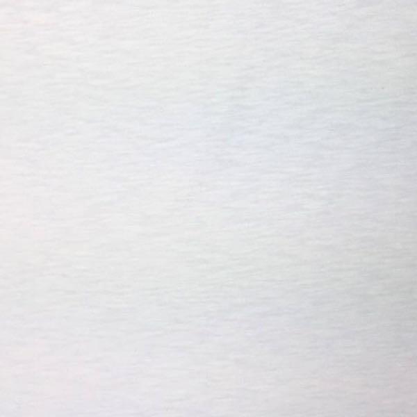 Slub-Jersey melange weiß