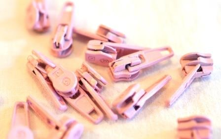 Schieber für Endlos-RV, dunkles rosé