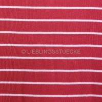 Pauli, Streifen pink, Bio-Interlock