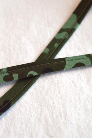 Paspel, camouflage grün