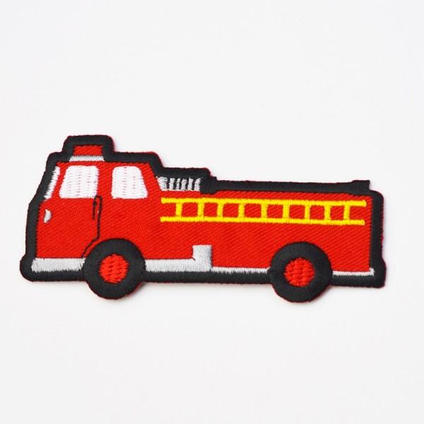 Applikation Feuerwehr, groß rot