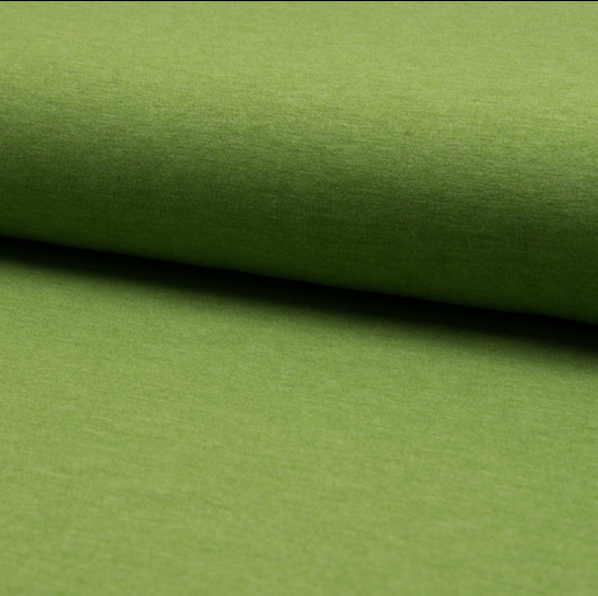 Jersey, grün-meliert