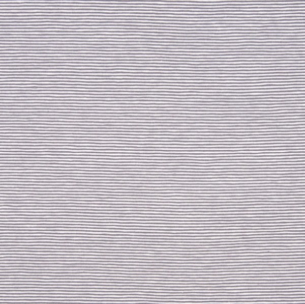 Valentin Streifenjersey mini, grau-weiß