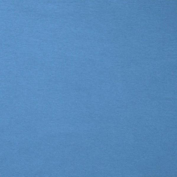 Viskosejersey azurblau