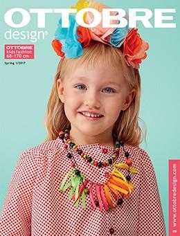 Ottobre Kids Fashion, Frühling 1/2017