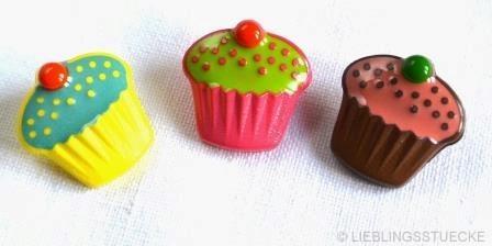 Muffin, Knopf