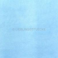 Wellness-Fleece hellblau, *SALE*