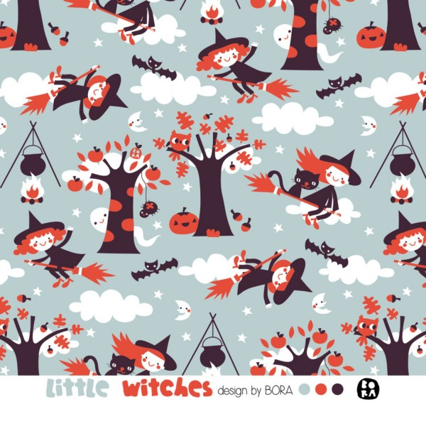 lillestoff, Little Witches, Jersey
