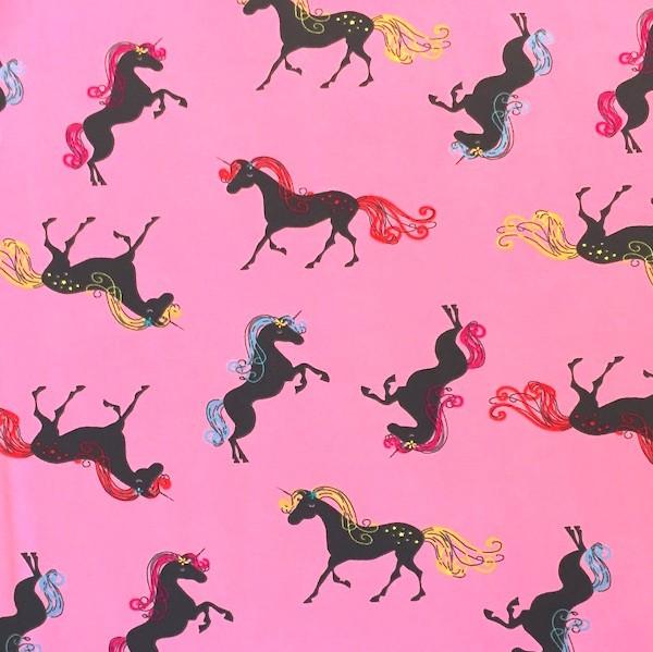 Pretty Unicorns rosa, Jersey