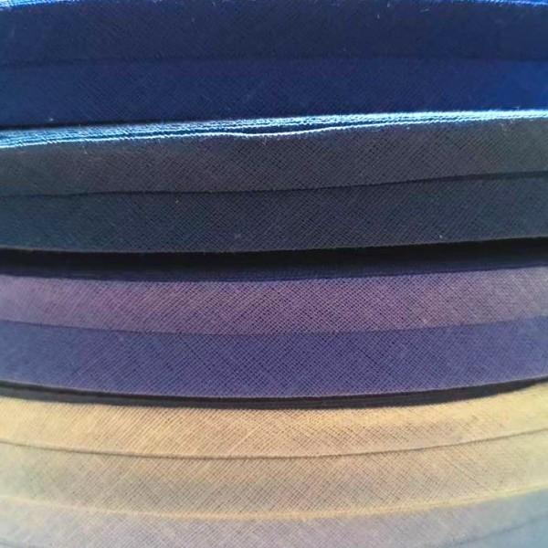 Package Schrägband, 20 mm, blue, 2 x 5 Meter