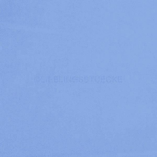 Baumwollstoff helles jeansblau