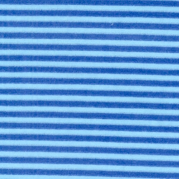 Alberto Bio-Nicky, hellblau/royalblau *Letztes Stück ca. 100 cm*