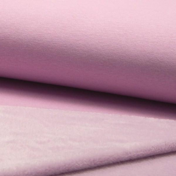 Alpenfleece-Uni, rosa