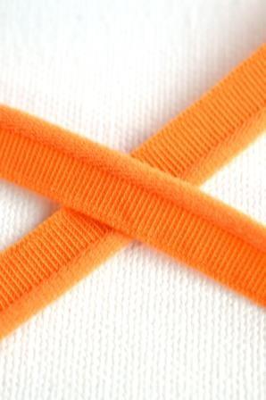 elastische Paspel, orange