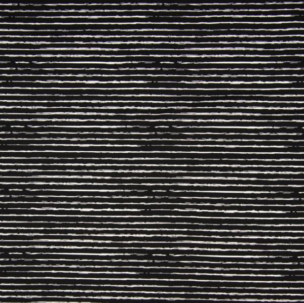 Tabby, Lines schwarz, Baumwollpopeline