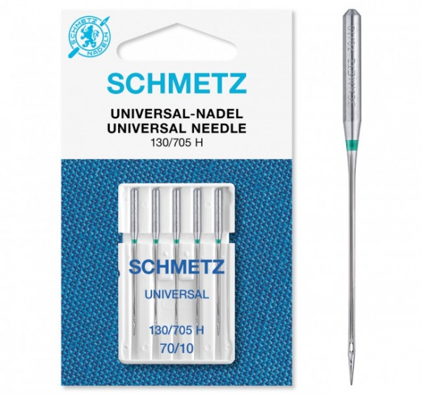 Schmetz Universal Nadeln 70/10
