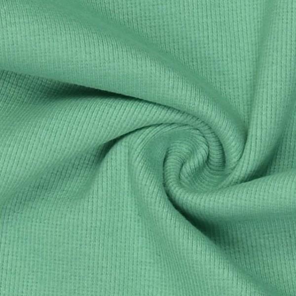 Ripp-Bündchen türkisgrün