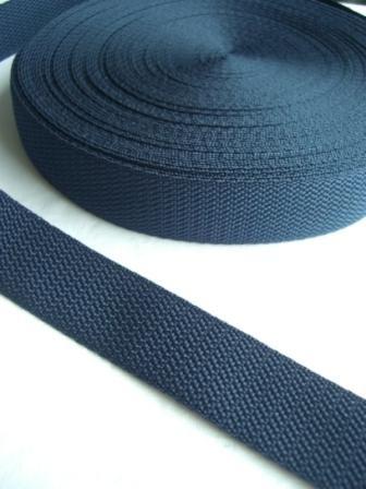 Gurtband, dunkelblau