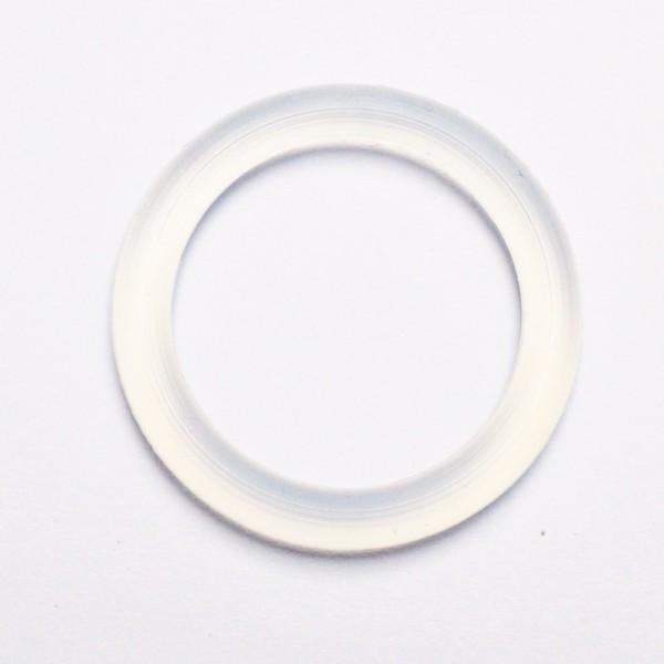 O-Ringe für Schnuller, transparent