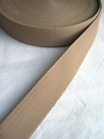 Gurtband, beige