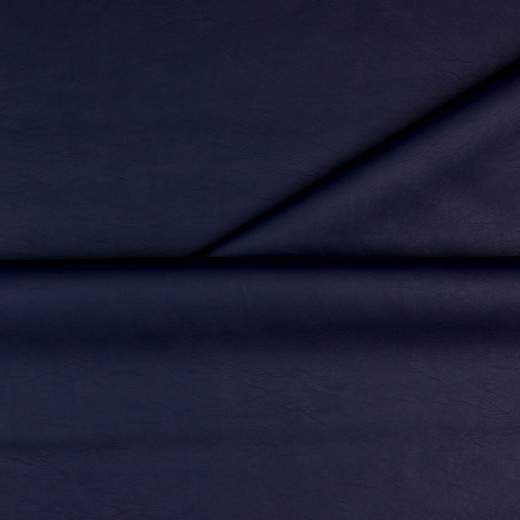 Levi, Lederimitat genarbt, dunkelblau
