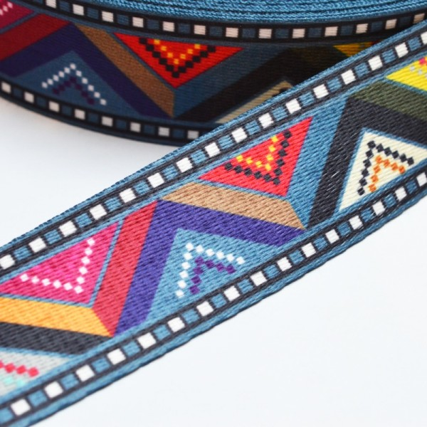 Gurtband, Inka Chevron
