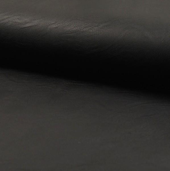 Sally, Lederimitat schwarz
