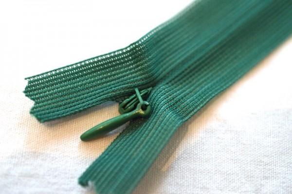 Nahtzipp, dunkelgrün *SALE*