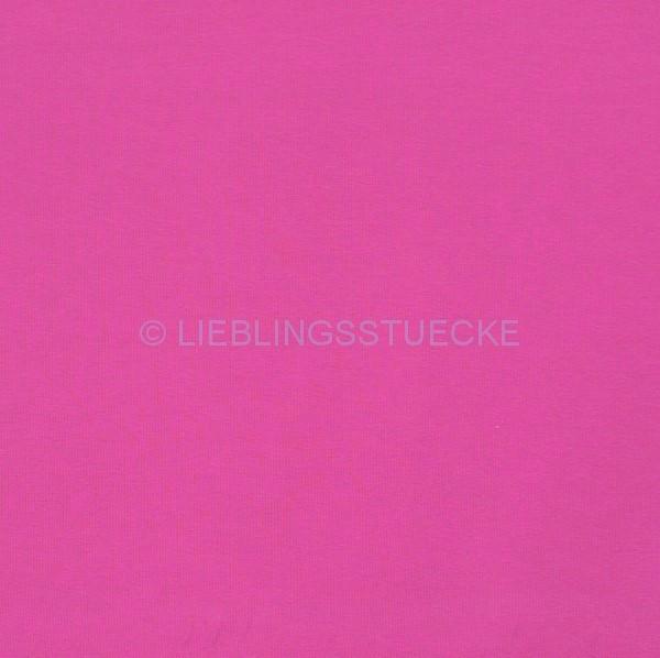 Bambusjersey pink
