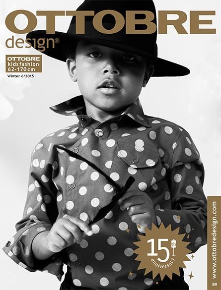 Ottobre Kids Fashion, Winter 6/2015