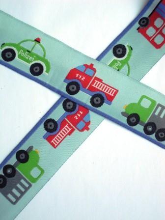 Fahrzeuge, Webband breit